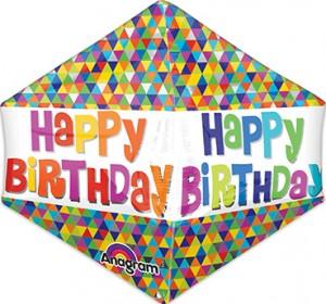 Happy Birthday Mod Geo Angelz 21 in P