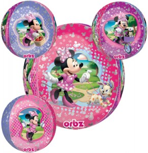 Orbz Minnie Mouse 16 in P