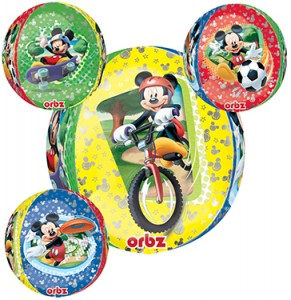 Orbz Mickey Mouse 16 in P