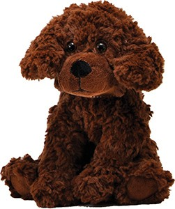 9 in Brown Scruffy Dog