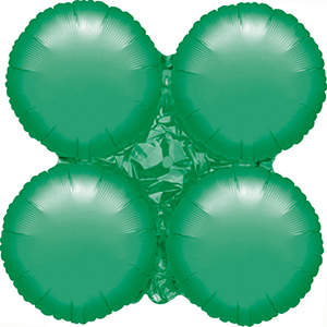 MagicArch Foil Balloon Green Large