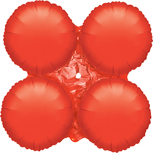 MagicArch Foil Balloon Red Large