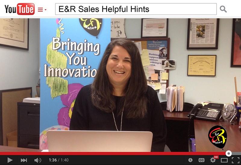 E's Corner - a video blog