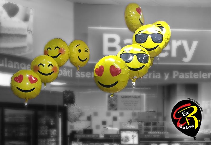 emoji balloons 2017