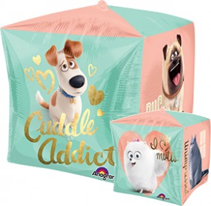 Secret Life of Pets Cubez