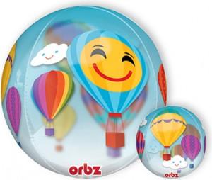 Hot Air Balloons Orbz