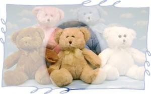 """13"""" Tan Bear"""