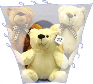 "10"" White Bear"