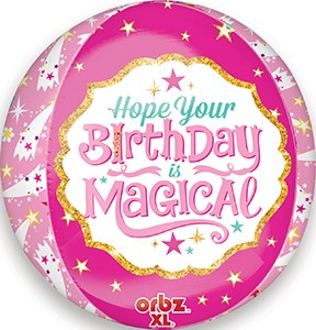 Magical Birthday Orbz