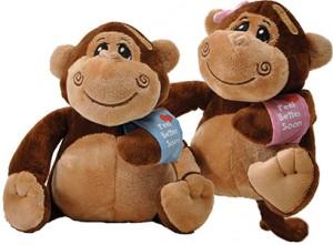 """8"""" Feel Better Monkeys"""