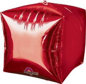 Cubez Redballoon by Anagram.