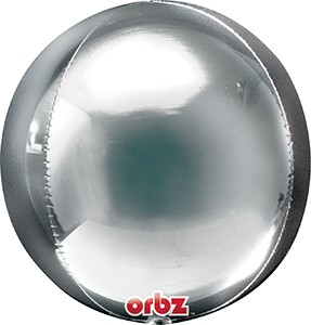 Orbz Silverballoon by Anagram.