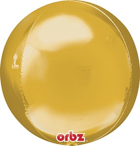 Orbz Goldballoon by Anagram.