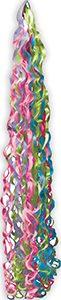 4381 Jewel Tones Twirlz Balloon Tail
