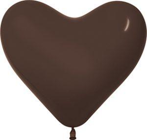 "16"" Solid Latex Hearts"