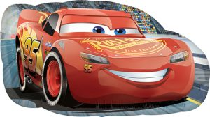 Cars 3 Birthday Lightning McQueen 30 inches helium shape by Anagram