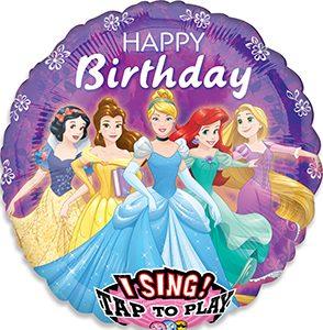 Disney Princess Singing Balloon by Anagram.